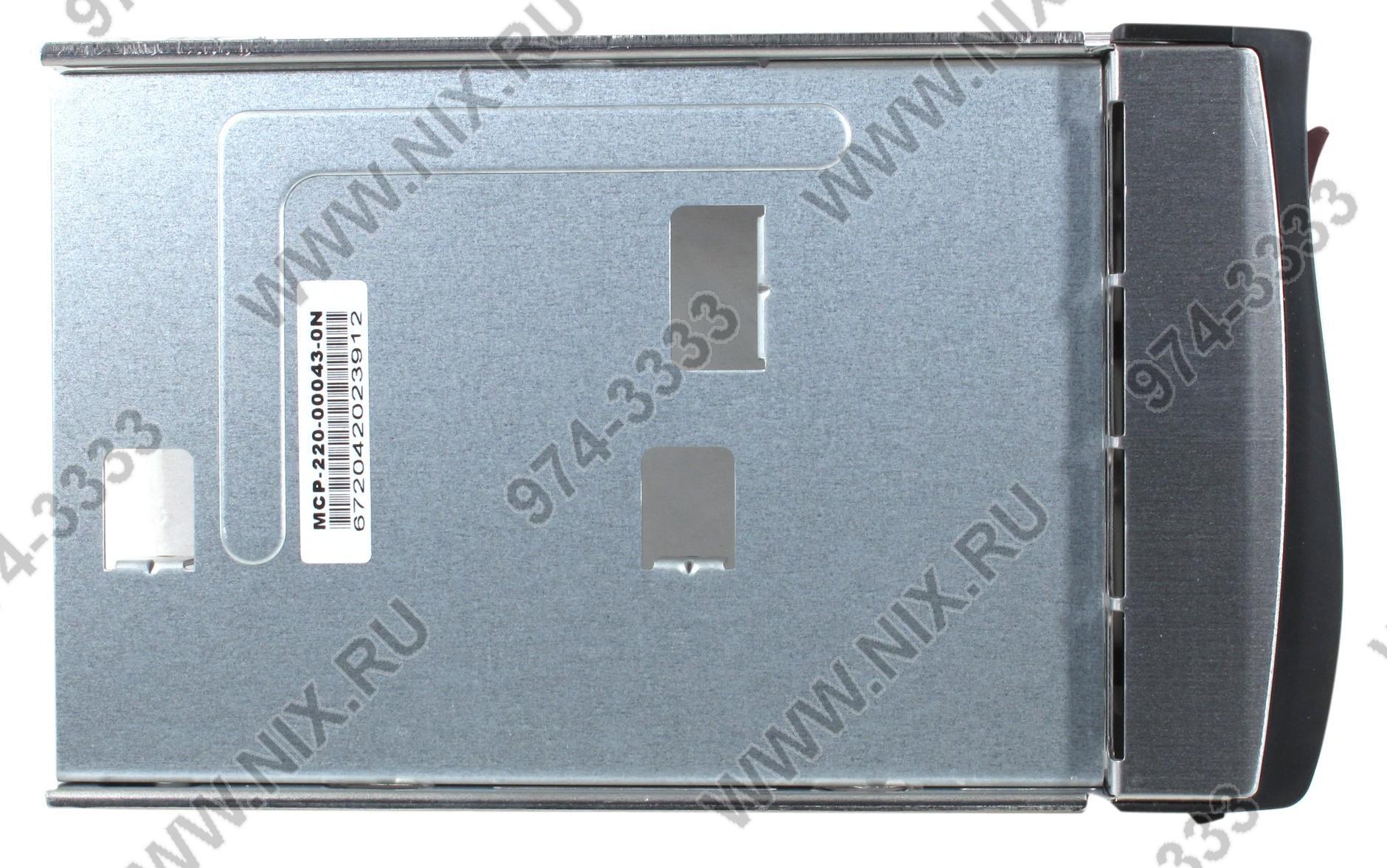 Отлично. SuperMicro MCP-220-00043-0N набор для установки HDD 2.5 SAT