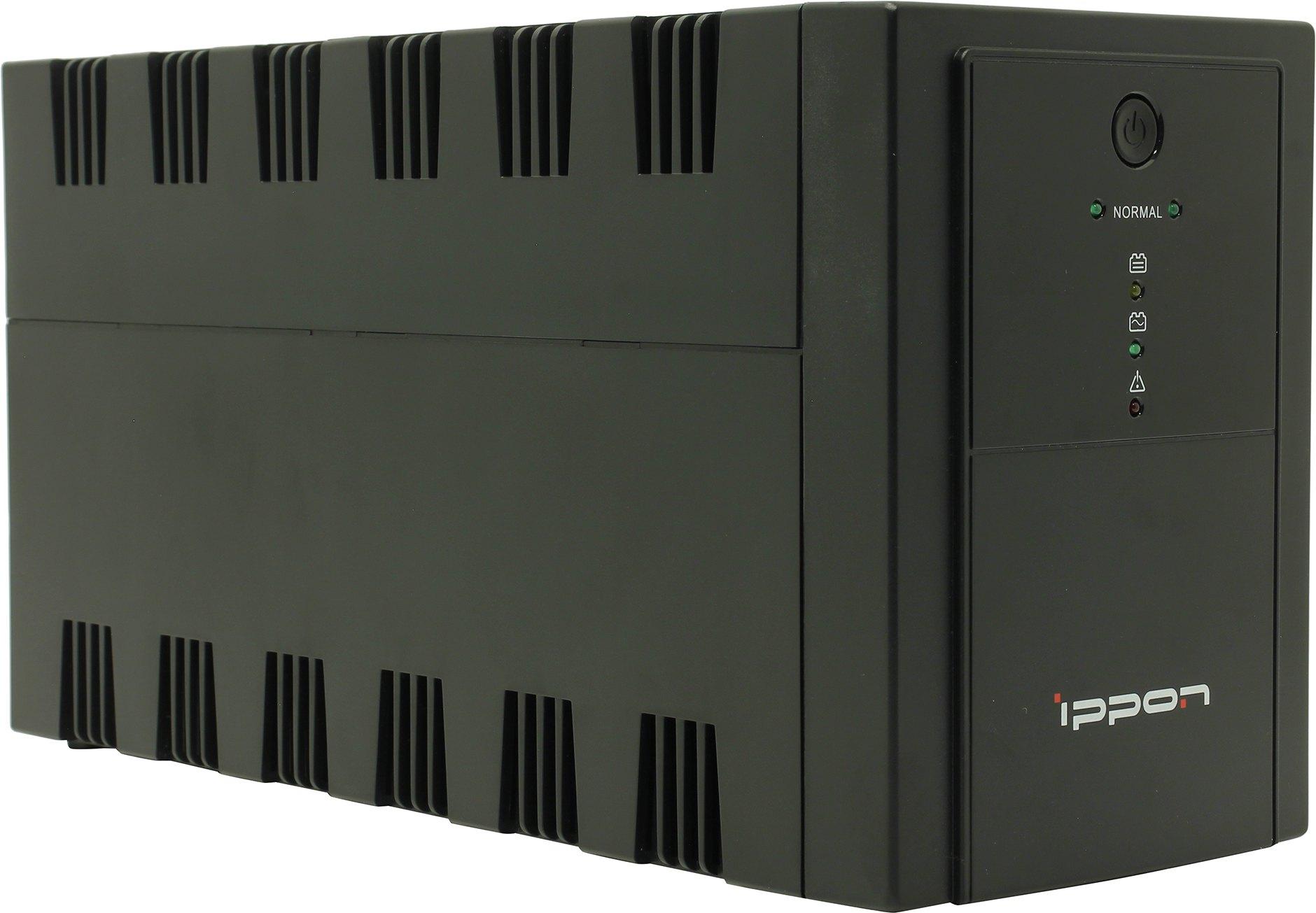 ИБП Ippon Back Basic 1500 Euro, вид основной